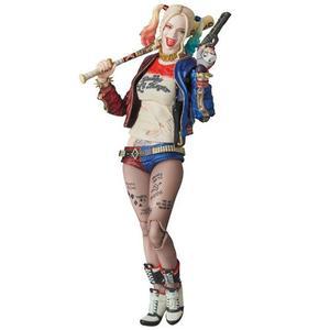 Suicide Squad Harley Quinn Mafex Preventa