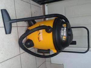 Aspiradora Sopladora Shop-Vac.12 Gal. 5.5 Hp solidos y