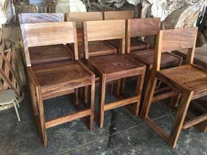 Venta de bancos para bar tipo calakmul posot class for Bancos de bar de madera