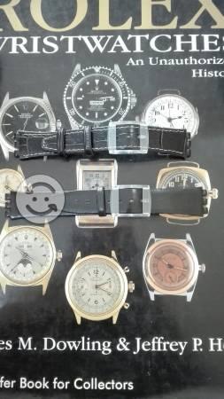 Correa De Piel Para Reloj Swatch Slim 16mm