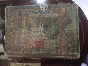 Libro antiguo jose puig y cadafalch