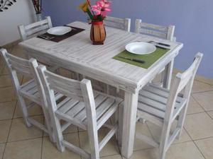 Vanely muebles fabrica de muebles minimalistas posot class for Comedor gris vintage