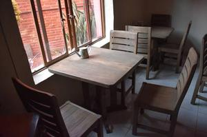 Mesas Para Cafetería O Restaurante