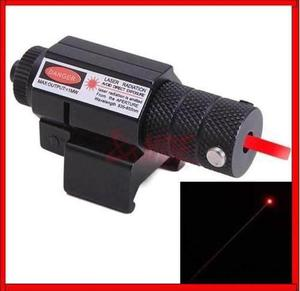 Mira Laser 20mm Caceria Marcadora Gotcha Paintball Xtreme