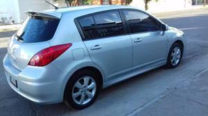 Nissan Tiida 5p Hatch Back Premium 6vel