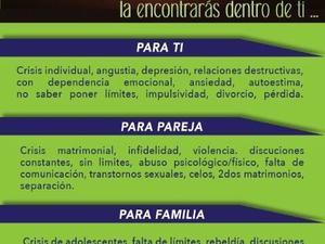 Psicoterapia individual y pareja