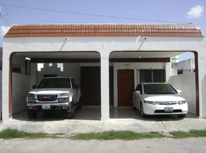 Renta casa Merida amueblada toda climatizada y equipada