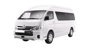 Renta de Toyota Hiace 15 pasajeros