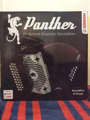 Acordeón Hohner Panther