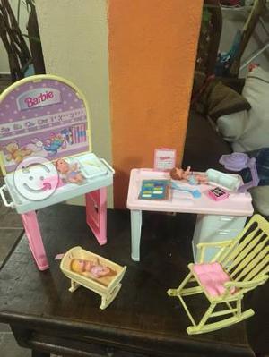 Barbie guarderia