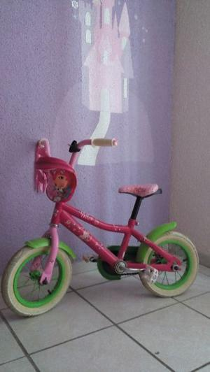 Bicicleta de Rosita fresita