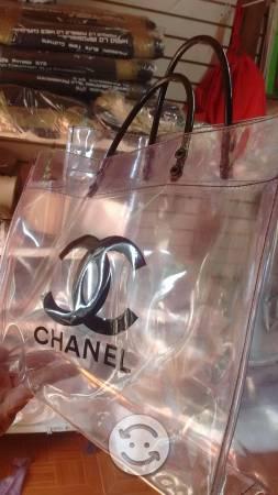 Bolsa Cristal Impresa