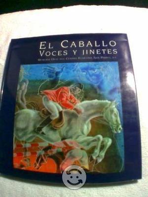 Libro El caballo voces y jinetes