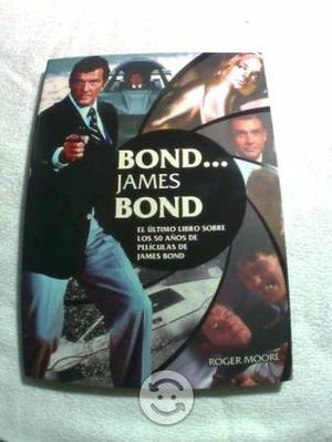 Libro del super espia 007 James Bond