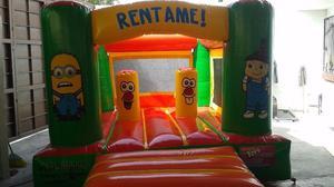 Venta De Brincolines Inflables emotions toys