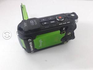 VoC Camara Olympus Tough Stylus TG Tracker 4K Wifi
