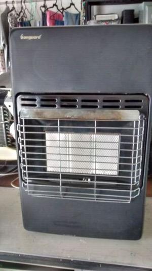 Calentador de gas LP 3 radiantes encendido electrónico