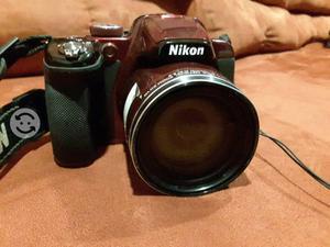 Nikon Coolpix P520 usada en buenas condiciones