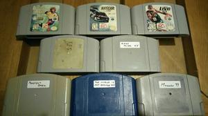 Nintendo 64 Con 2 Controles 8 Juegos