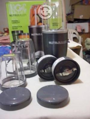 Nutribullet set completo