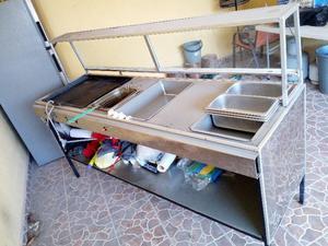 Barra caliente saltillo posot class - Plancha acero inoxidable precio ...