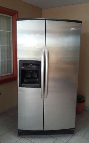 Refrigerador acero inoxidable precio negociable posot class - Precio acero inoxidable ...