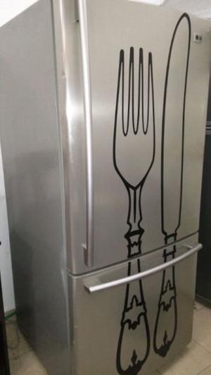 Refrigerador LG congelador Abajo