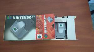 Rumble Pak Nintendo 64 N64 Original Con Caja