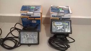 Vendo dos Reflectores de 150 Watts marca Fulgore