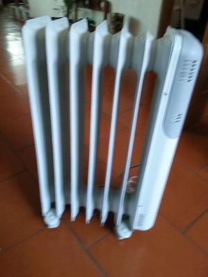 Vendo dos calentadores electricos de aceite posot class - Calentadores de aceite ...
