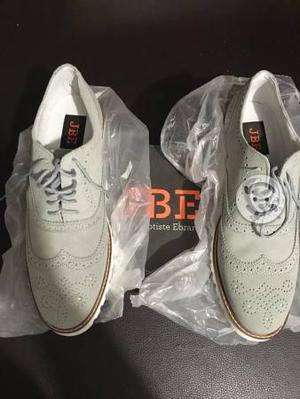 Zapato caballero bostoniano