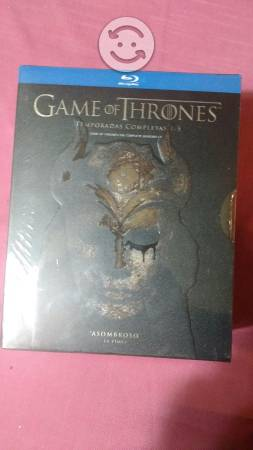 Coleccion 1-5, Game of Thrones