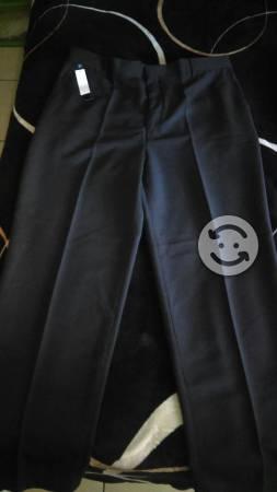Pantalón negro vestir t-36