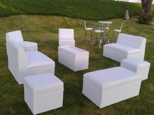Renta de sillas y mesas, rock olas, inflables, carpas etc.
