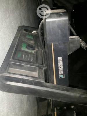 Caminadora eléctrica weslo
