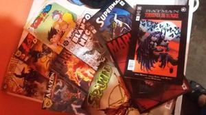 DC Comics nuevos de coleccion años  en adelante batman