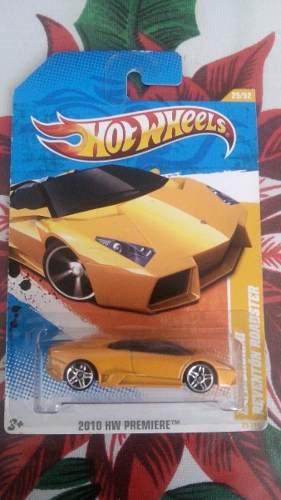 Hotwheels Lamborghini Reventon Roadster
