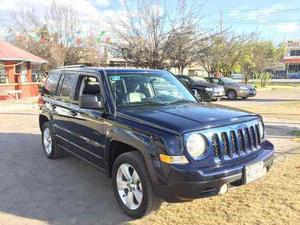 Jeep Patriot 5p Limited CVT q/c