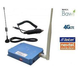 Kit Amplificador de Señal Celular 1700 Mhz 4G Movil