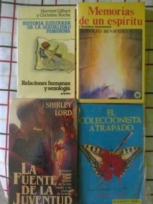 LIBROS, MAS LIBROS. LA OTRA, CONFESIONES DE UN GINECOLOGO Y