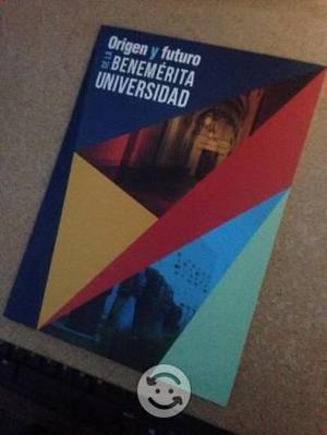 Libro: Historia de la BUAP
