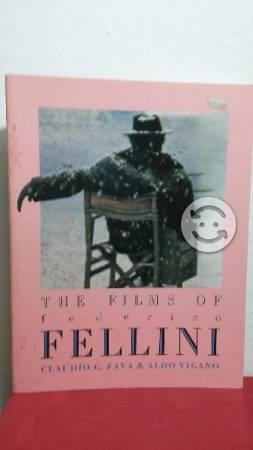 Libro the films of federico fellini