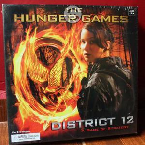 The Hunger Games. [Juego de mesa]