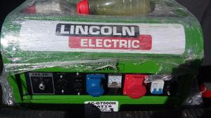 generador lincoln electric GH watts