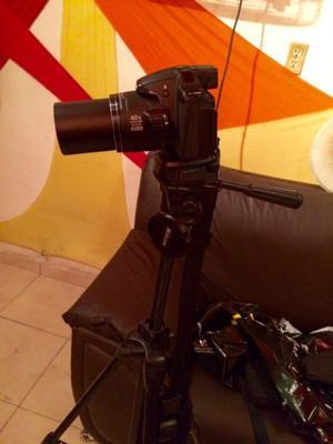 Cámara Nikon Coolpix P520 Gps/Wifi