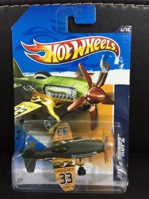 Hot Wheels Mad Propz (avión)