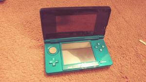 Nintendo 3DS + 3 Juegos