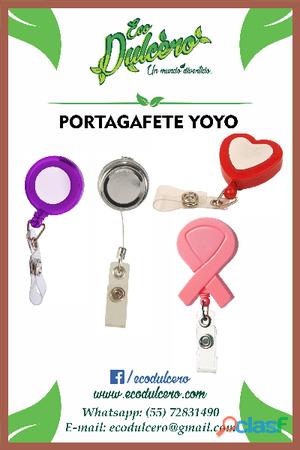 Portagafetes de YOYO Promocionales o Publicitarios