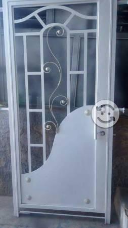 Puerta de de herreria