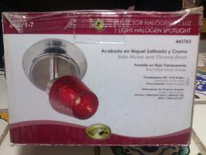 Reflector Halogeno 1 luz